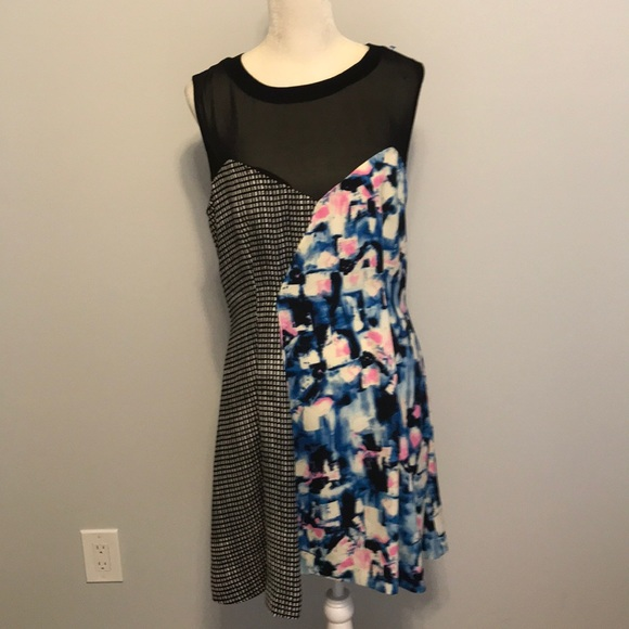 d9b72db3517d4 RACHEL Rachel Roy Dresses | Rachel Roy Multiprint Dress | Poshmark